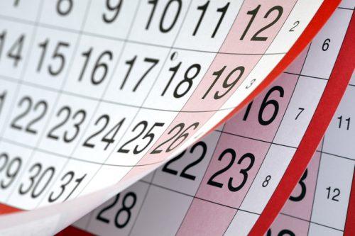 Xem cách tính ngày bất tương của mỗi tháng